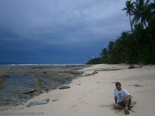 Pink Sand Beach  Cape San Agustin  Governor Generoso, Davao Oriental  PHILIPPINES