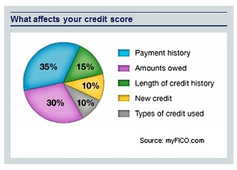 credit card score authorized user