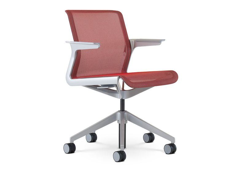 allsteel clarity chair designed in partnership with bmw