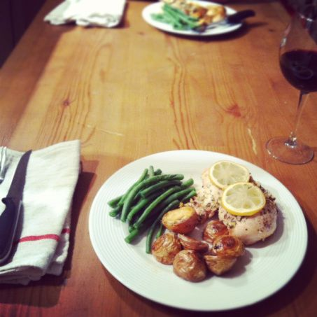 Ina Garten's Lemon Chicken With Croutons Recipes — Dishmaps