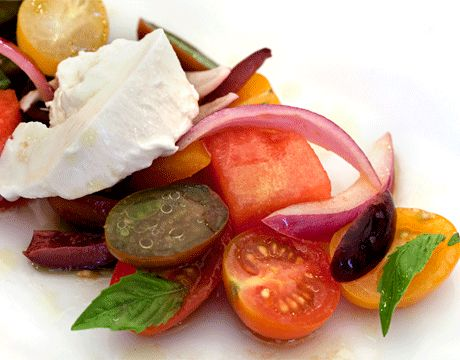Ginger Tomato Salad