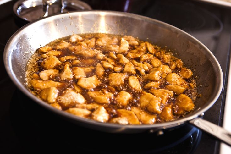 Homemade Chicken Teriyaki   Chicken and other Poultry   Pinterest