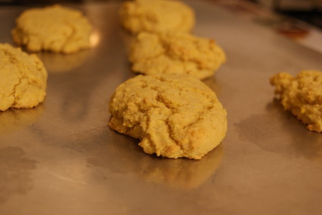 Quinoa Cornmeal Biscuits | Gluten and Dairy free for Mr. P | Pinterest