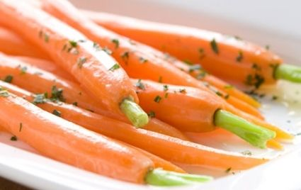 Honey Glazed Carrots a perfect side dish for your Easter Meal!