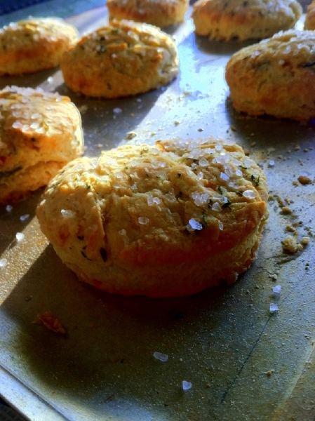 Herb Buttermilk Biscuits | To Make | Pinterest