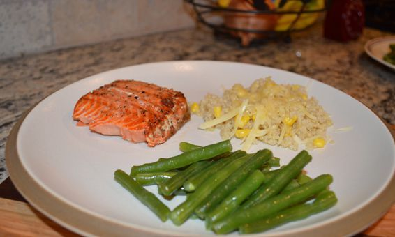 Simple Grilled Salmon | Healthy Recipes | Pinterest