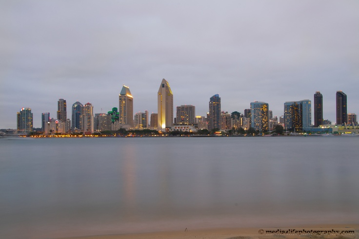 The lights are coming on in Downtown San Diego