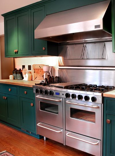 Dark Teal Cabinets Mama Pinterest