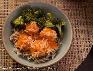 Braised Turkey Meatballs With Quick Tomato Sauce Recipes — Dishmaps