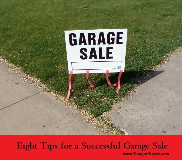 lol apparel Eight Tips for a Successful Garage Sale  Good Ideas