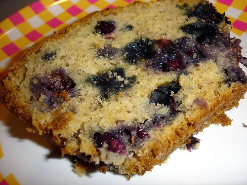 Blueberry Banana Bread | Sweet Breads | Pinterest