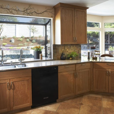 Bay Kitchen Window Design, Pictures, Remodel, Decor and Ideas - page 7
