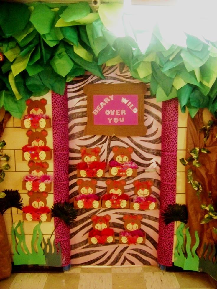 valentine's day door hangers
