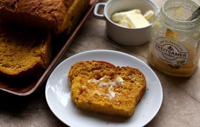 Pumpkin Oatmeal Bread   Healthy Wife, Healthy Life!   Pinterest