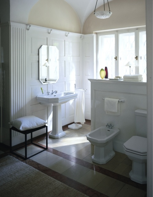 Duravit 1930 series bathroom badkamers bathrooms for 1930 bathroom design ideas