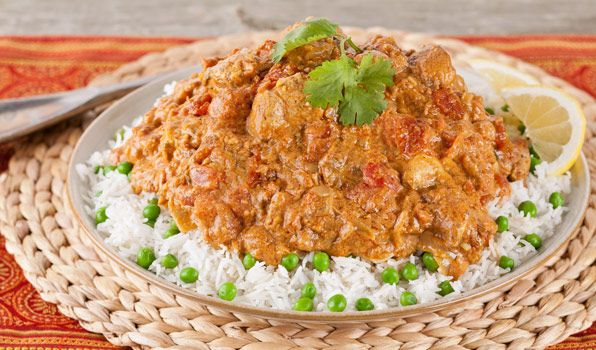 Quick Chicken Curry Made this for supper, easy, fast and tasty!! It ...