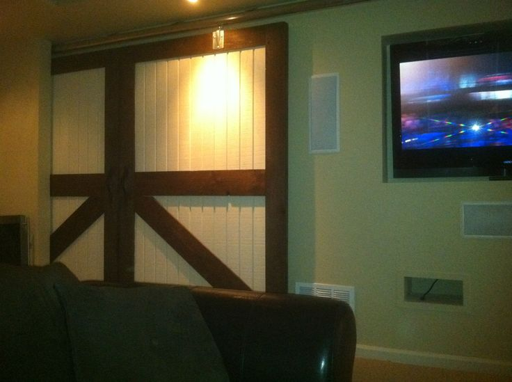 basement barn door basement projects pinterest