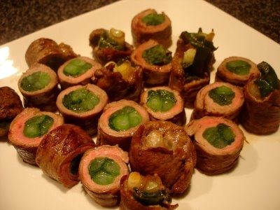 Beef Negimaki | PALEO! | Pinterest