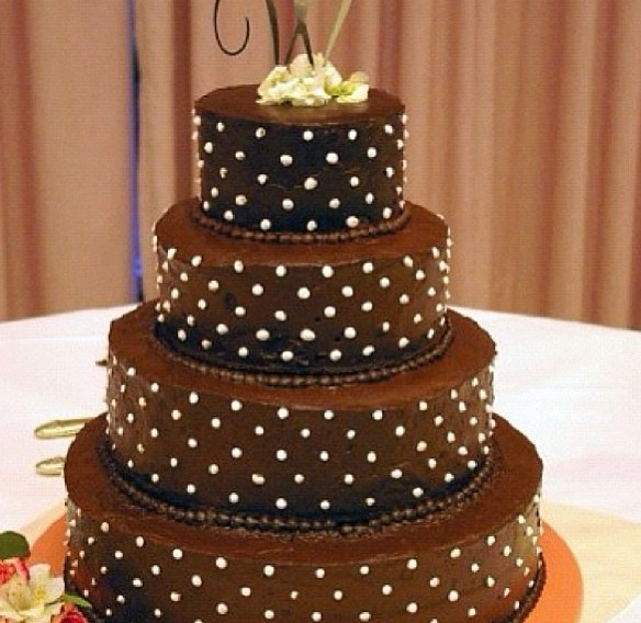 Beautiful chocolate cake!! Cute Cakes Pinterest