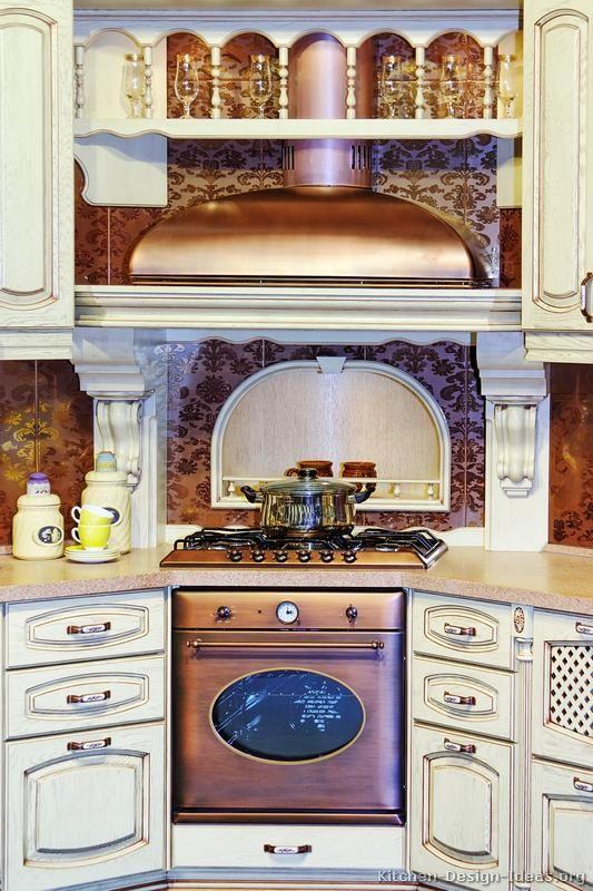 Sweet little antique victorian kitchen home decor for Victorian kitchen designs