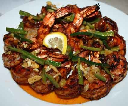 Spicy Grilled Shrimp   Recipes to try   Pinterest