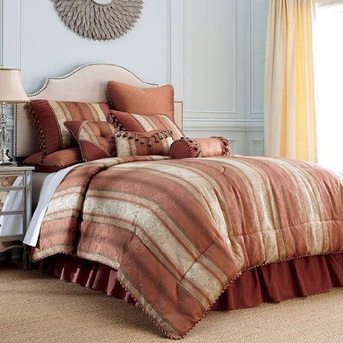 chris madden lansing 7 pc comforter set and access by chris madden