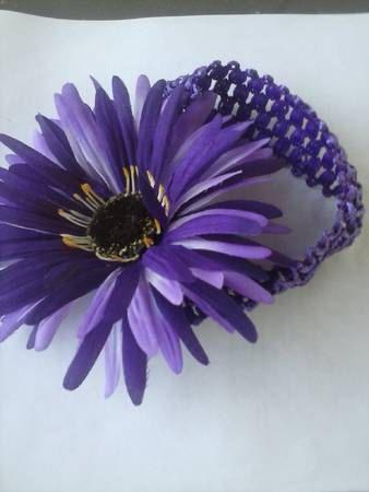My Crochet , Mis Tejidos: Headband -Tutorial / Diadema