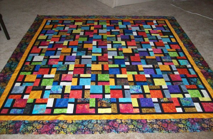 Disappearing 9 patch quilt variations definition