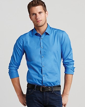 $155 at hugo boss, my go-to-shirt