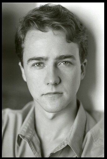 Edward Norton | When we were young... | Pinterest