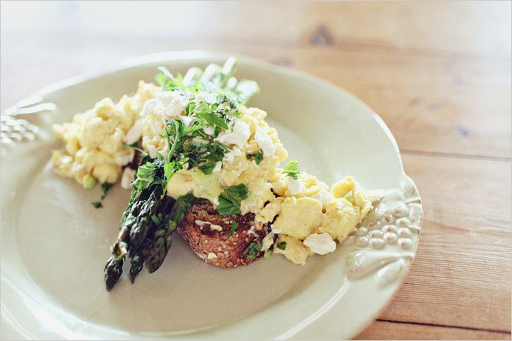 ... eggs I've ever seen. Perfect for this recipe of slow-cooked eggs with