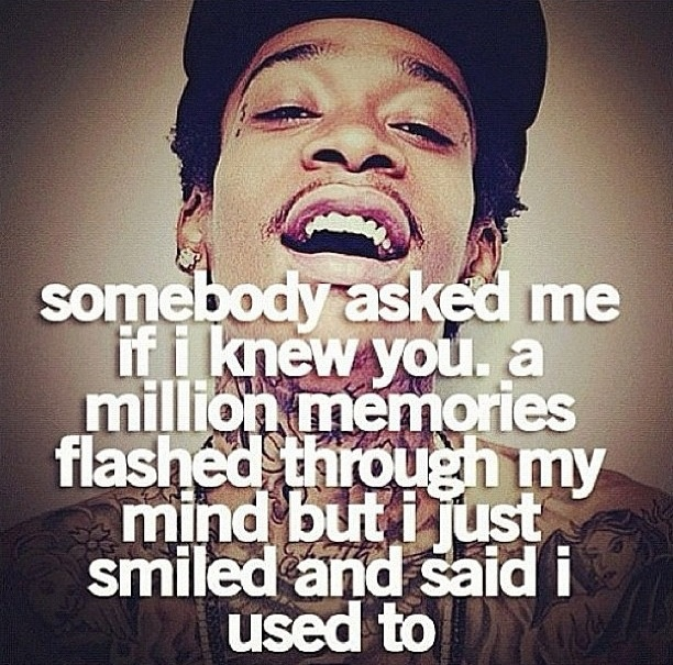 Wiz Khalifa Love Quotes From Songs