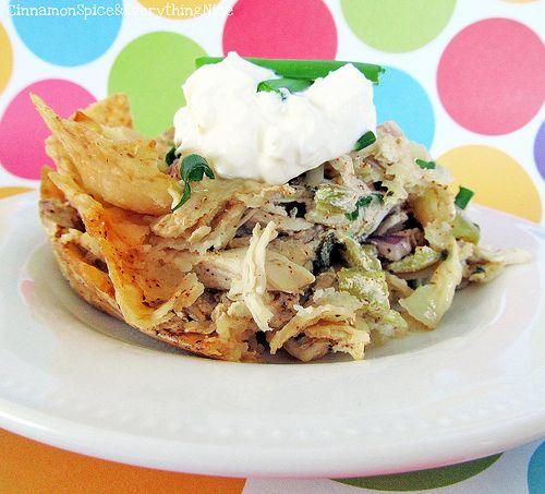 Chicken Tortilla Chip Casserole Recipe — Dishmaps