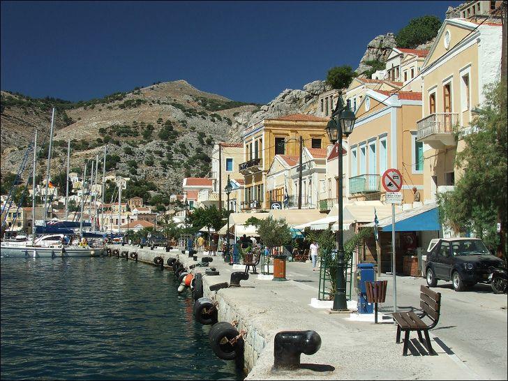 Symi Island Greece  City new picture : Greek Islands