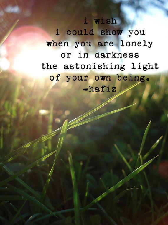 hafiz quotes sun - photo #29
