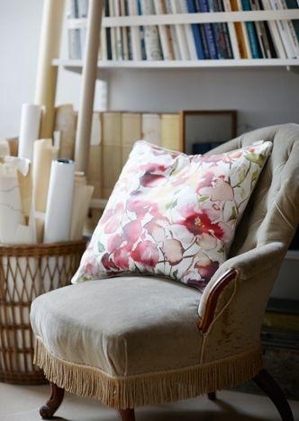 декоративные подушки Linum
