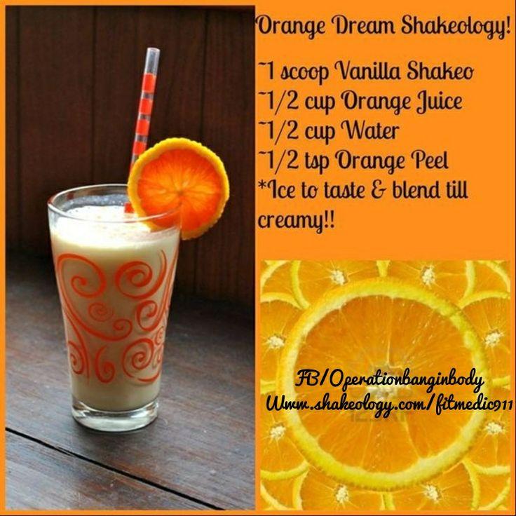 Shakeology recipe   Shakelogy   Pinterest