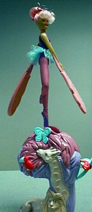 """Did anybody else send these things flying at their siblings/friends in some kind of brutal """"Fairy Fight to the Death?"""""""