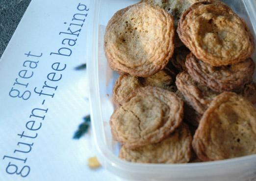 Chocolate Chip CookiesBuckwheat and Rice Flour Chocolate Chip Cookies ...