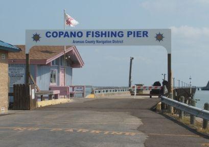 Copano bay fishing pier rockport texas fishing pinterest for Copano bay fishing