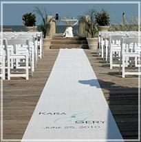 Beach Wedding at Palmetto Dunes Resort in Hilton Head, SC