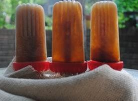 DIRTY PIRATE POPSICLES- Yo ho ho and a bottle of rum! These popsicles ...