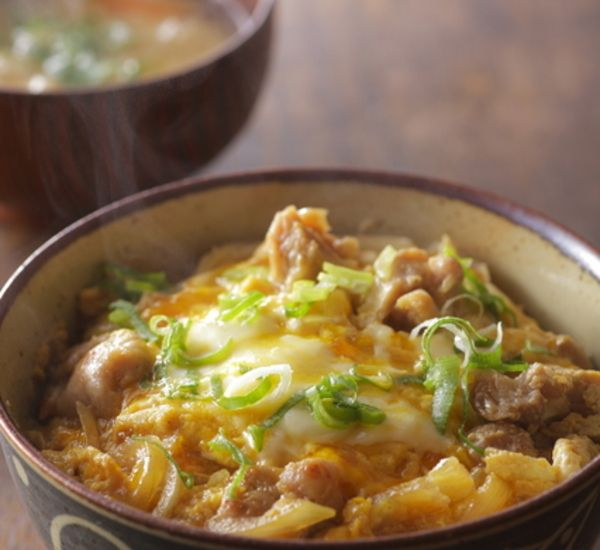 Oyakodon Chicken and Egg Rice Bowl | Food Fest!! | Pinterest