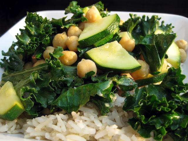 Lemony Chickpea Stir-fry Recipes — Dishmaps