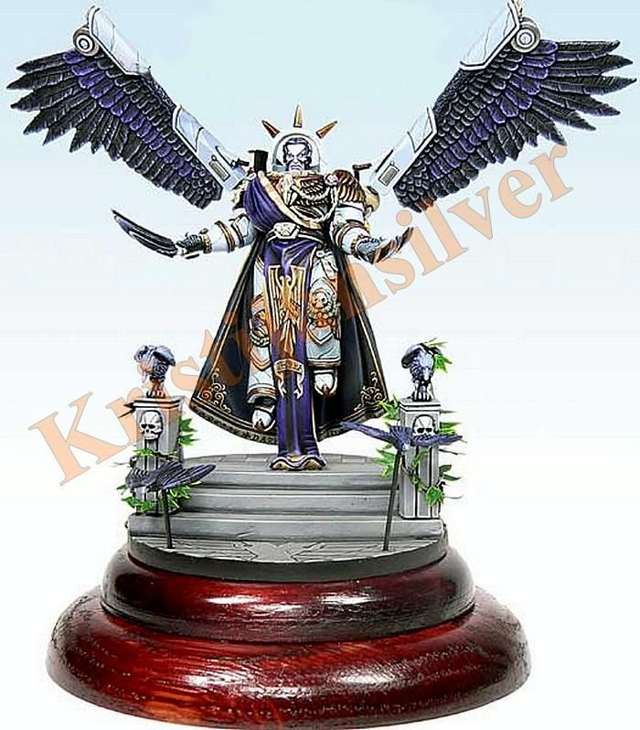 corax model how tall