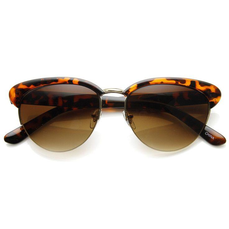 Carter Half Frame Wayfarer Sunglasses www.panaust.com.au