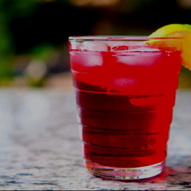 Hibiscus Tea | drinks | Pinterest