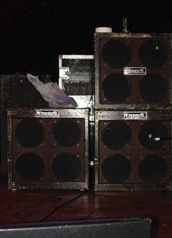 matt pike high on fire | sleep | wall of sound