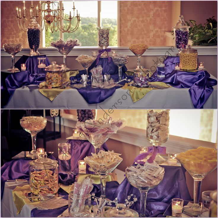 Candy Table Decorations Ideas - Elitflat