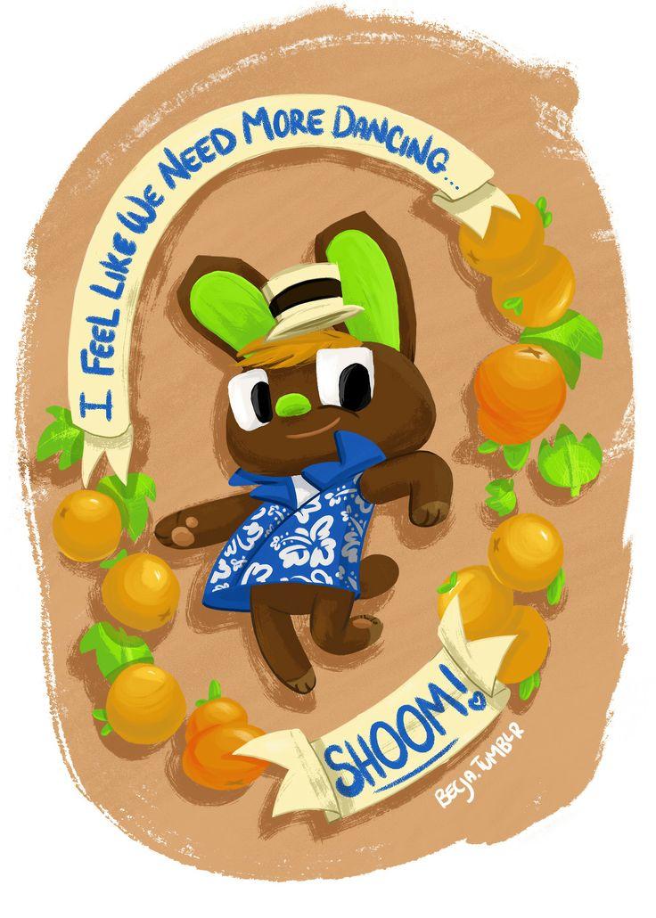 O'hare | Animal Crossing Fan Art